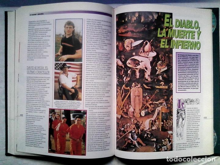 Libros de segunda mano: Satanismo y brujería: Gran enciclopedia de las ciencias metafísicas (Editorial Babilonia, 1992) - Foto 12 - 177432227