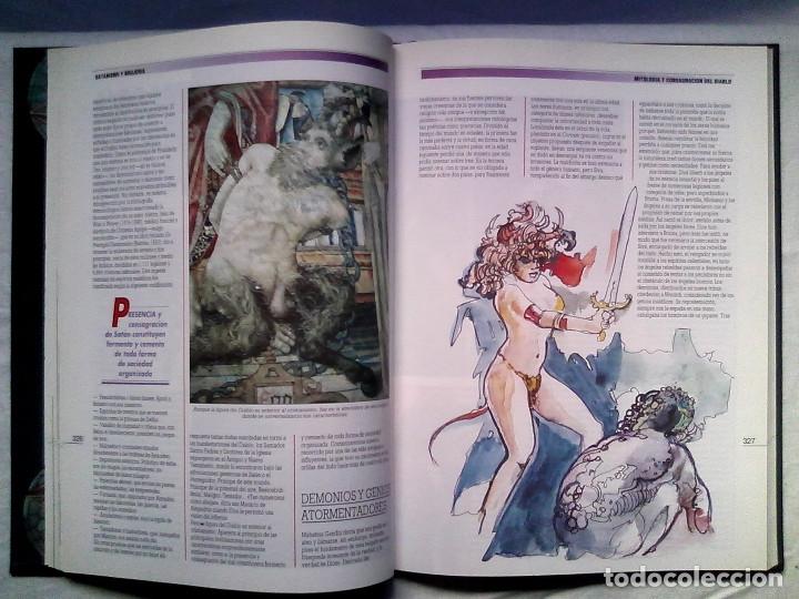 Libros de segunda mano: Satanismo y brujería: Gran enciclopedia de las ciencias metafísicas (Editorial Babilonia, 1992) - Foto 20 - 177432227