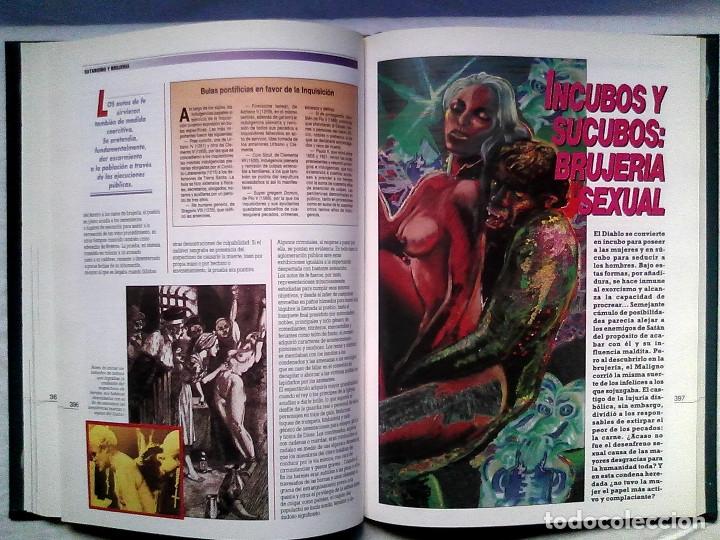 Libros de segunda mano: Satanismo y brujería: Gran enciclopedia de las ciencias metafísicas (Editorial Babilonia, 1992) - Foto 21 - 177432227