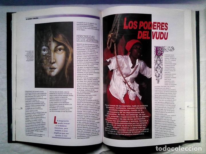 Libros de segunda mano: Satanismo y brujería: Gran enciclopedia de las ciencias metafísicas (Editorial Babilonia, 1992) - Foto 16 - 177432227
