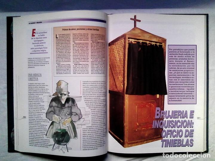 Libros de segunda mano: Satanismo y brujería: Gran enciclopedia de las ciencias metafísicas (Editorial Babilonia, 1992) - Foto 15 - 177432227