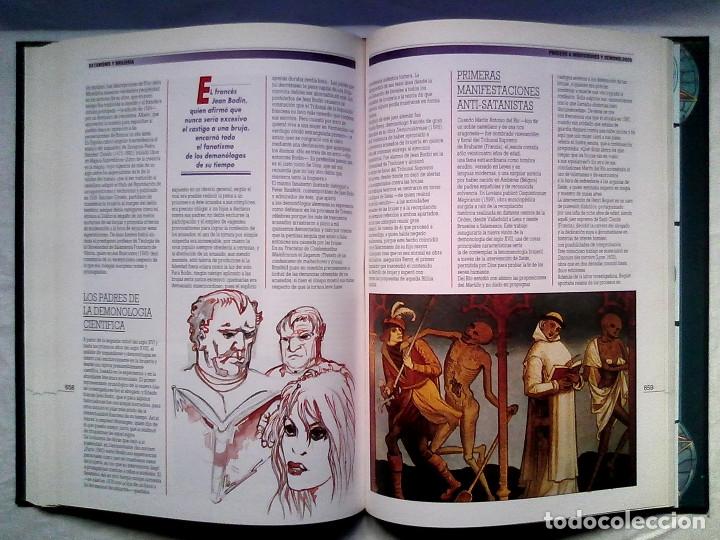 Libros de segunda mano: Satanismo y brujería: Gran enciclopedia de las ciencias metafísicas (Editorial Babilonia, 1992) - Foto 14 - 177432227