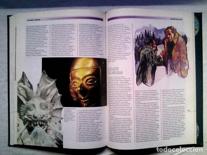 Libros de segunda mano: Satanismo y brujería: Gran enciclopedia de las ciencias metafísicas (Editorial Babilonia, 1992) - Foto 13 - 177432227