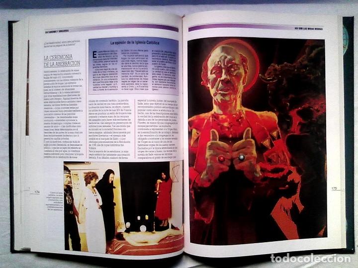 Libros de segunda mano: Satanismo y brujería: Gran enciclopedia de las ciencias metafísicas (Editorial Babilonia, 1992) - Foto 23 - 177432227