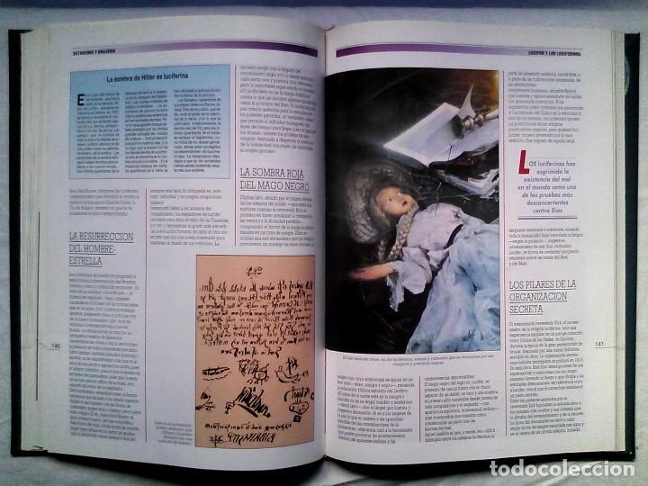 Libros de segunda mano: Satanismo y brujería: Gran enciclopedia de las ciencias metafísicas (Editorial Babilonia, 1992) - Foto 19 - 177432227