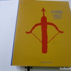 Libros de segunda mano: OS CAPITULOS DE IRMANDADE. PERIGRINACIÓN E CONFLITO SOCIAL NA GALICIA DO SÉCULO XV.GALICIA - P 1. Lote 177562665