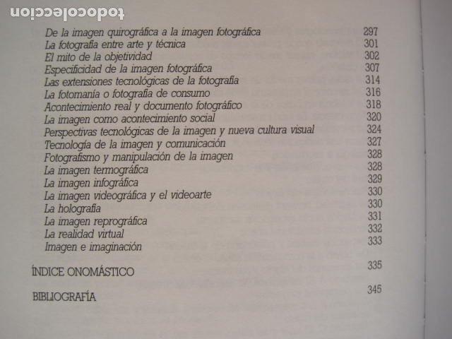 Libros de segunda mano: DISEÑO, COMUNICACIÓN Y CULTURA. JOAN COSTA. PREMIO FUNDESCO DE ENSAYO. COLECCIÓN IMPACTOS. 1994. - Foto 9 - 177612168