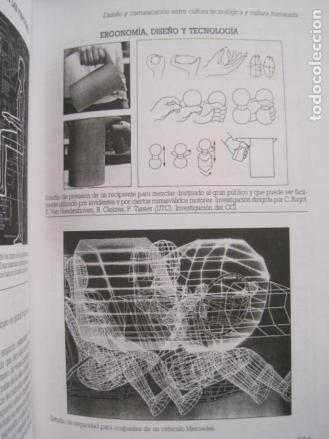 Libros de segunda mano: DISEÑO, COMUNICACIÓN Y CULTURA. JOAN COSTA. PREMIO FUNDESCO DE ENSAYO. COLECCIÓN IMPACTOS. 1994. - Foto 12 - 177612168