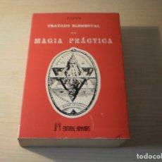 Libros de segunda mano: TRATADO ELEMENTAL DE MAGIA PRACTICA (PAPUS). Lote 177660989