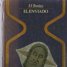 Libros de segunda mano: EL ENVIADO J.J.BENÍTEZ PRIMERA EDICIÓN 1979. Lote 177663322