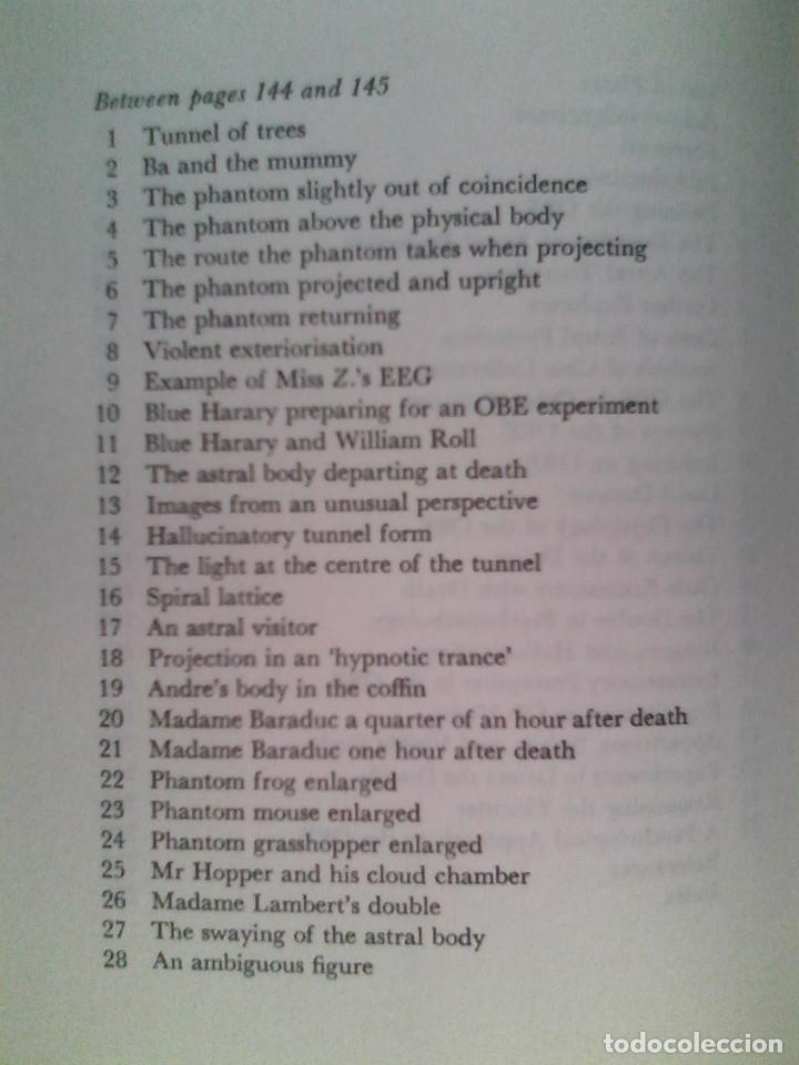 Libros de segunda mano: Blackmore, Susan - Beyond the Body / VIAJE ASTRAL, PARAPSICOLOGÍA, PARANORMAL / - Foto 6 - 53524610
