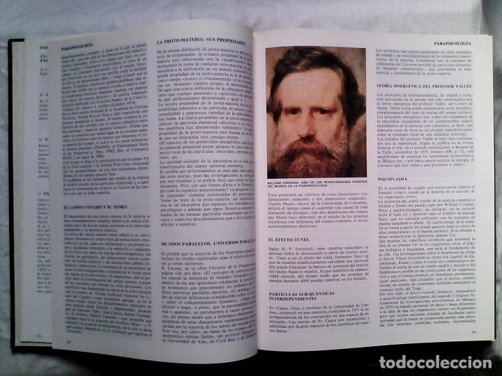 Libros de segunda mano: Nueva enciclopedia de las ciencias ocultas (6 vol., completa) - José María Kaydeda / PARAPSICOLOGÍA - Foto 5 - 177414397