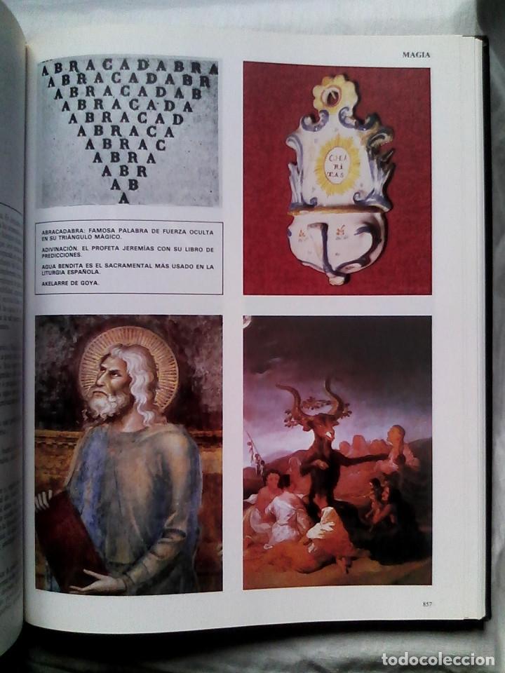 Libros de segunda mano: Nueva enciclopedia de las ciencias ocultas (6 vol., completa) - José María Kaydeda / PARAPSICOLOGÍA - Foto 11 - 177414397