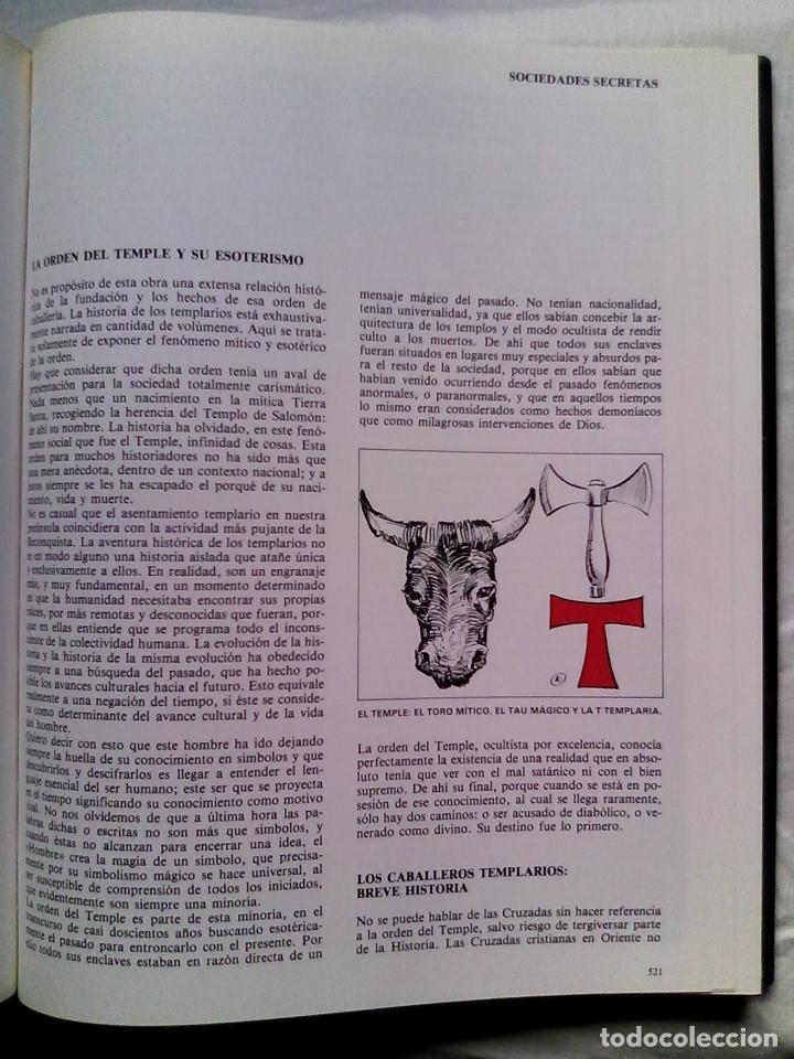 Libros de segunda mano: Nueva enciclopedia de las ciencias ocultas (6 vol., completa) - José María Kaydeda / PARAPSICOLOGÍA - Foto 16 - 177414397