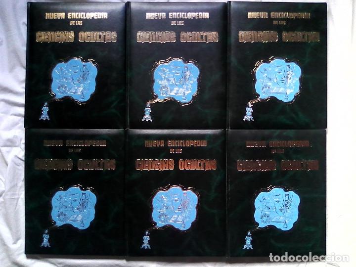 NUEVA ENCICLOPEDIA DE LAS CIENCIAS OCULTAS (6 VOL., COMPLETA) - JOSÉ MARÍA KAYDEDA / PARAPSICOLOGÍA (Libros de Segunda Mano - Parapsicología y Esoterismo - Otros)