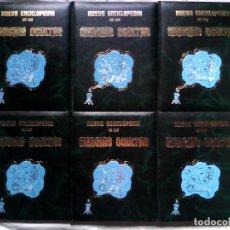 Libros de segunda mano: NUEVA ENCICLOPEDIA DE LAS CIENCIAS OCULTAS (6 VOL., COMPLETA) - JOSÉ MARÍA KAYDEDA / PARAPSICOLOGÍA. Lote 177414397