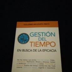 Libros de segunda mano: GESTIÓN DEL TIEMPO. Lote 177716192