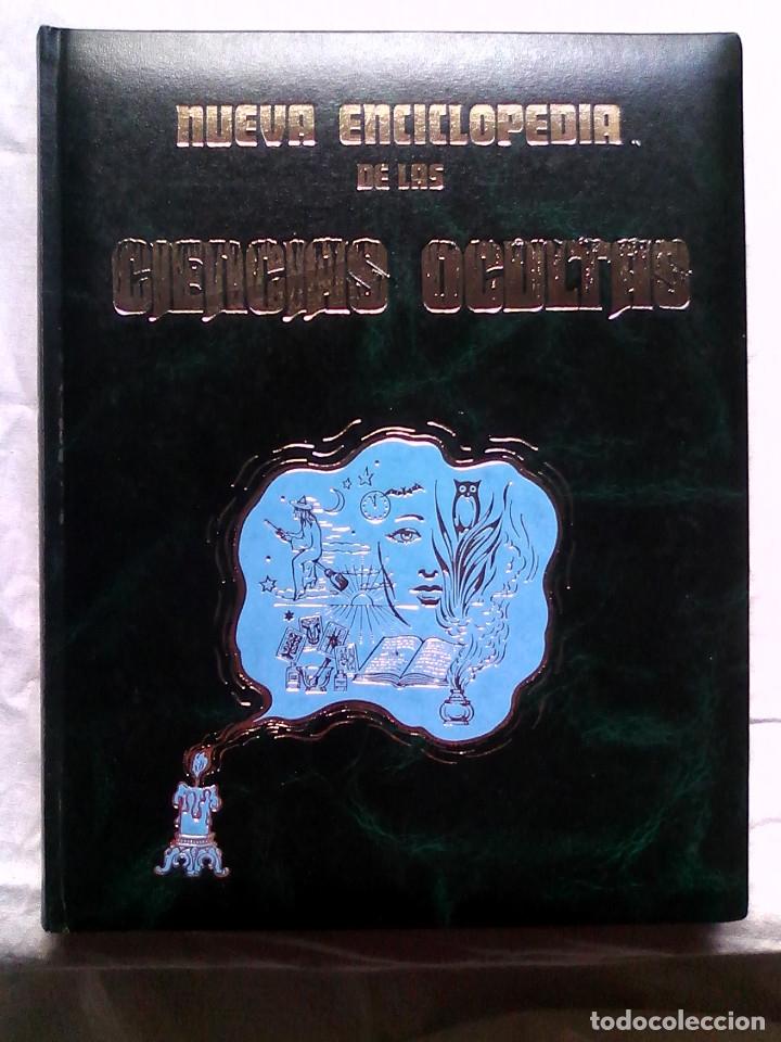 Libros de segunda mano: Nueva enciclopedia de las ciencias ocultas (6 vol., completa) - José María Kaydeda / PARAPSICOLOGÍA - Foto 3 - 177414397
