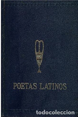 REF.0014173 POETAS CLASICOS / VIRGILIO - HORACIO - OVIDIO (Libros de Segunda Mano (posteriores a 1936) - Literatura - Otros)