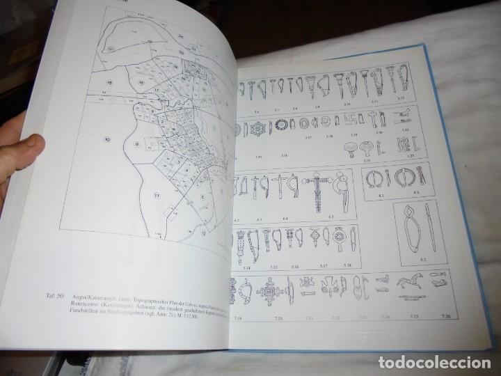 Libros de segunda mano: DIE ROMISCHEN FIBELN AUS AUGST UND KAISERAUGST.(LAS FIBLAS RUMAS DE OJO Y EMPERADOR).EMILIE RIHA.199 - Foto 4 - 177749208