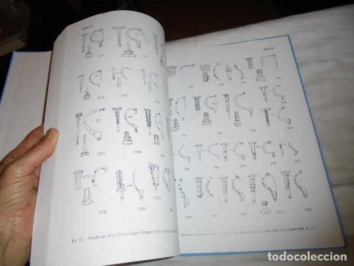 Libros de segunda mano: DIE ROMISCHEN FIBELN AUS AUGST UND KAISERAUGST.(LAS FIBLAS RUMAS DE OJO Y EMPERADOR).EMILIE RIHA.199 - Foto 7 - 177749208