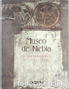 MUSEO DE NIEBLA. GONZALO SANTONJA (Libros de Segunda Mano - Bellas artes, ocio y coleccionismo - Otros)
