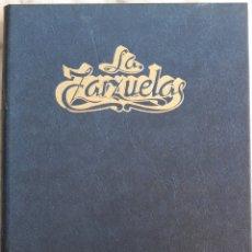 Libros de segunda mano: LA ZARZUELA N°1 EN FASCICULOS COMPLETO. Lote 177770494
