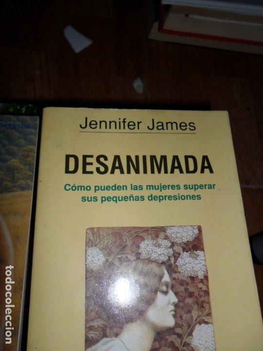 DESANIMADA, JENNIFER JAMES, ED. GRIJALBO (Libros de Segunda Mano - Ciencias, Manuales y Oficios - Otros)