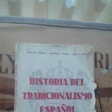 Libros de segunda mano: HISTORIA DEL TRADICIONALISMO ESPAÑOL. TOMO XI. MELCHOR FERRER, DOMINGO TEJERA. Lote 177628834