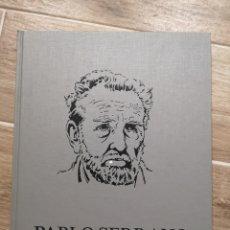 Libros de segunda mano: PABLO SERRANO, ESCULTOR, EDITA BANCO ZARAGOZANO, 1986. Lote 177834839