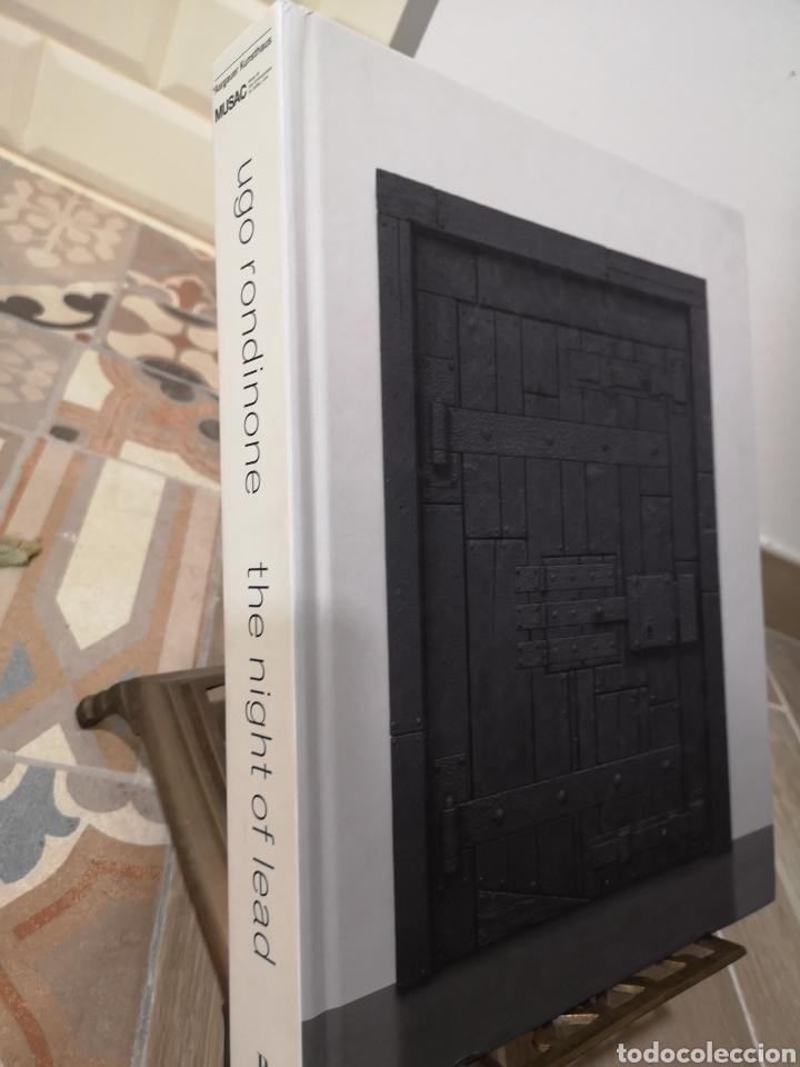 Libros de segunda mano: Ugo Rondinone: The Night of Lead - Foto 2 - 177839248