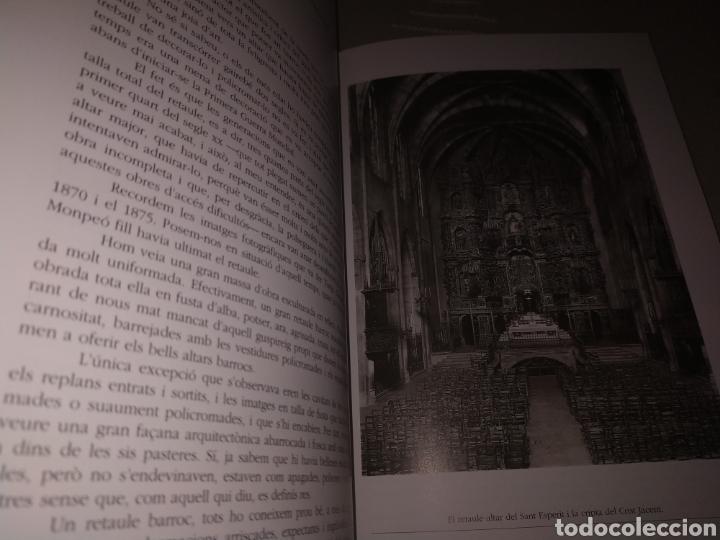 Libros de segunda mano: El retaule barroc de Joan Mompeó a Terrassa. Salvador Alavedra. 1995. - Foto 4 - 177842749