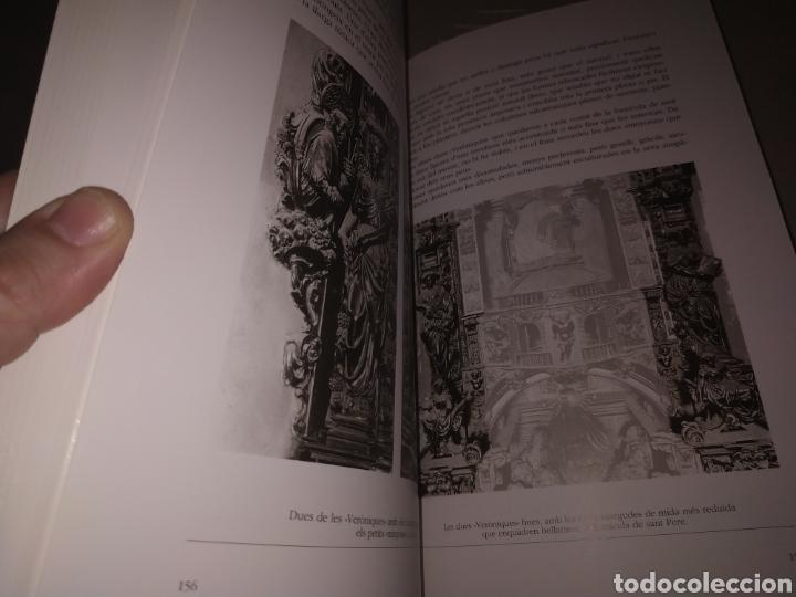 Libros de segunda mano: El retaule barroc de Joan Mompeó a Terrassa. Salvador Alavedra. 1995. - Foto 7 - 177842749