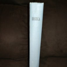 Libros de segunda mano: IBÉRICA, LIBRO DE REVISTAS ACTUALIDAD CIENTÍFICA 1965. Lote 177846347