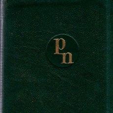 Libros de segunda mano: OBRAS ESCOGIDAS. TOMO I. KNUT HAMSUN. AGUILAR. 1966. BIBLIOTECA PREMIOS NOBEL.. Lote 177861137