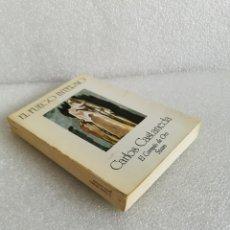 Libros de segunda mano: EL FUEGO INTERNO - CARLOS CASTANEDA - EL COMPÁS DE ORO - EDITORIAL SWAN 1985. Lote 177939057