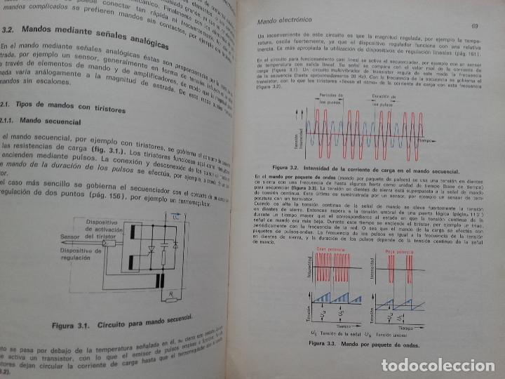 Libros de segunda mano: Electronica. Electrónica industrial, radio y televisión - Tomo II - Ed. Reverte - 1979 - Foto 5 - 177976318