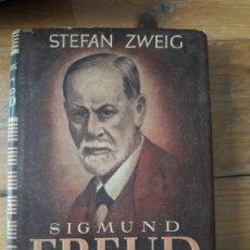 Libros de segunda mano: SIGMUND FREUD: (LA CURACIÓN POR EL ESPIRITU) ZWEIG, STEFAN EDITORIAL: APOLO., 1949. Lote 177977302