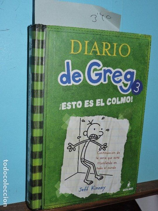 DIARIO DE GREG 3: ¡ESTO ES EL COLMO! KINNEY, JEFF. ED. RBA. BARCELONA 2011. 9ªEDICIÓN (Libros de Segunda Mano - Literatura Infantil y Juvenil - Otros)