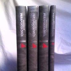 Libros de segunda mano: ENCICLOPEDIA DE PARAPSICOLOGÍA Y CIENCIAS OCULTAS (SALVAT, 1994). COMPLETA. DIR. SEBASTIÀ D'ARBÓ. Lote 172730812
