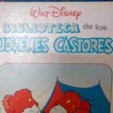 Libros de segunda mano: BIBLIOTECA DE LOS JOVENES CASTORES 1 (PLANETA AGOSTINI-PRIMAVERA). Lote 178020513