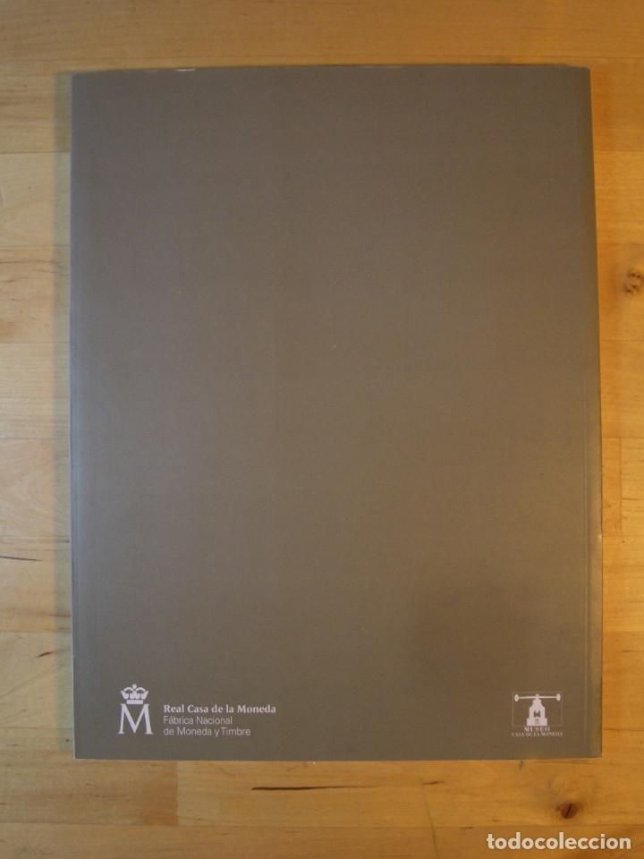 Libros de segunda mano: LIBRO DON QUIJOTE EN LA CASA DE LA MONEDA. FABRICA NACIONAL DE MONEDA Y TIMBRE 2005 - Foto 2 - 178057153