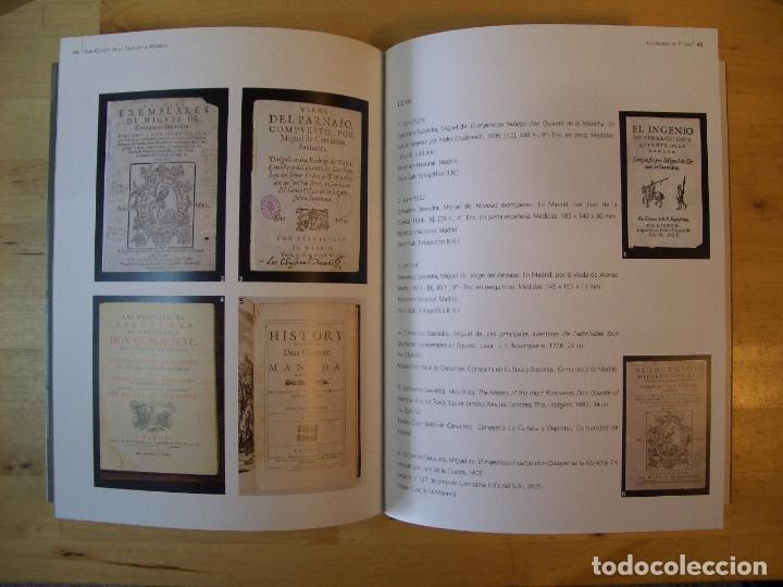 Libros de segunda mano: LIBRO DON QUIJOTE EN LA CASA DE LA MONEDA. FABRICA NACIONAL DE MONEDA Y TIMBRE 2005 - Foto 11 - 178057153