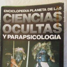 Libros de segunda mano: CIENCIAS OCULTAS Y PARAPSICOLOGIA , ENCICLOPEDIA ,FASCICULO 53 LOS SECRETOS DEL VUDU . Lote 178071819