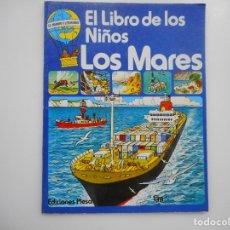 Libros de segunda mano: JENNY TYLER EL LIBRO DE LOS NIÑOS. LOS MARES Y96283. Lote 178098984