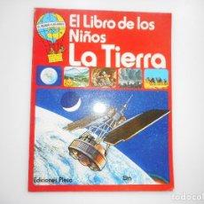 Libros de segunda mano: JENNY TYLER, , LISA WATTS EL LIBRO DE LOS NIÑOS. LA TIERRA Y96284. Lote 178099085