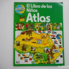 Libros de segunda mano: JENNY TYLER, , LISA WATTS EL LIBRO DE LOS NIÑOS. ATLÁS Y96285. Lote 178099165