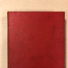 Libros de segunda mano: KARMA-7 (AÑO 1977 COMPLETO). LOTE DE 12 REVISTAS RECOPILADAS EN 1 TOMO. DEL N° 50 AL 61.. Lote 178102942