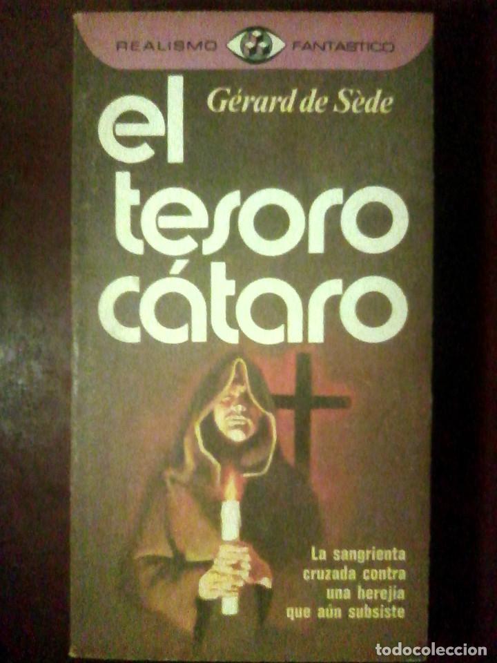 Libros de segunda mano: Lote 3 libros col. Realismo fantástico + regalo El retorno de los brujos y 2 + - Foto 2 - 178150183
