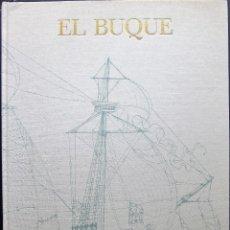 Libros de segunda mano: EL BUQUE - BJÖRN LASTRÖM. Lote 178155459